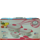 Joyo Casserole Better Home Chef Microwave Pack of 5 Nos 1 Pc