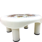 Joyo Patla Comfort (Small) Printed Bathroom Stool 1 pc