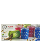 Joyo Super Tight 32 Polkadot Contaier Pack of 6 Nos 1 pc
