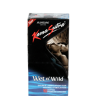 Kama Sutra Wet n' Wild Condoms 12 pcs