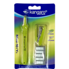 Kangaro Mini 10 Stapler Set No 384556 1 Nos