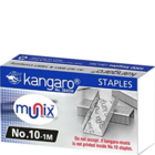 Kangaro No.10-1M-P5 Staple Pins Pack of 5 1 pc