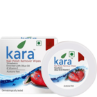 Kara Nail Polish Remover Wipes Strawberry 30 pcs