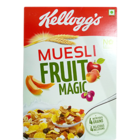 Kelloggs Muesli Fruit Magic 550 g