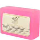 Khadi Natural Rose Water Soap 125 g