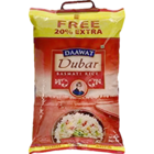 Kitchens Promise Dubar Basmati Rice 5 Kg