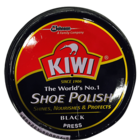 Kiwi Shoe Polish Black Tin 40 g