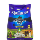 Kohinoor Authentic Basmati Rice 1 Kg