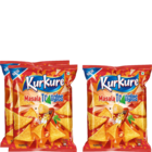 Kurkure Buy 2 Masala Triangles  & Get 1 Kurkure Triangles 100 g 300 g