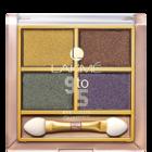 Lakme 9 to 5 Eye Color Quartet Eye Shadow Tanjore Rush 7 g