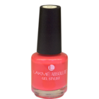 Lakme Absolute Gel Stylist Coral Rush Nail Colour 15 ml