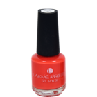 Lakme Absolute Gel Stylist Nail Polish Electric Orange 15 ml