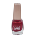 Lakme True Wear Nail Berry W 401 9 ml