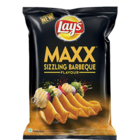 Lays Maxx Sizzling Barbeque Potato Chips 58 g