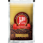 Leo Top Blend Roast & Ground Coffee 200 g