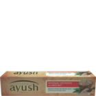 Lever Ayush Whitening Toothpaste Rock Salt 150 g