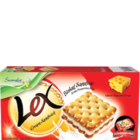 Lex Cheese Flavoured Cream 152 g