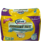 Lifree Absorbent Pants Large Adult 9 pc