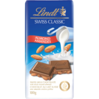 Lindt Milk Almond Chocolate 100 g