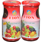 Lion Lion Mixed Fruit Jam 500 gm + 500 gm (Buy 1 G 500 g
