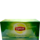 Lipton Green Tea Pure & Light Tea Bags 100 pc
