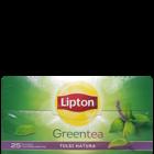 Lipton Tulsi Natura Green Tea Bags 25 Nos