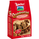 Loacker Quadratini Napolitaner Wafer Cookies 125 g