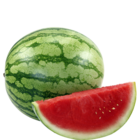 Fresh Watermelon Striped 4 Kg