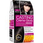 LOreal Casting Creme Gloss Ebony Black 200 No Ammonia 160 ml