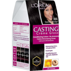 LOreal Paris Casting Cream Gloss No Ammonia 300 Darkest Brown 87.5 g