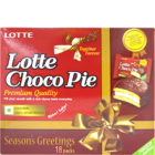 Lotte Choco Pie 18 pc