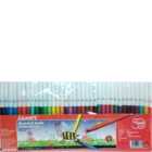 Luxor Assorted Colormate Sketch Pens Set of 36 No.978 1 pc