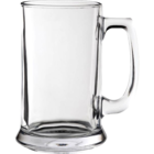 Lyra Glassware Draught Beer Mug Set Pack of 3 Nos 415 ml
