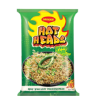 Maggi Hot Heads Green Chilli Noodles 71 g