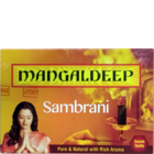 MangalDeep Agarbatti Sambrani 20 Sticks pack 1 pc