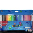 Maped Color Pep Sketch Pen 24 Shade 845722 1 pc