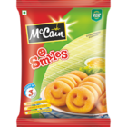 McCain Smiles Crispy Happy Potatoes 750 g