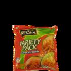 McCain Variety Pack,Chilli Garlic Potato bites,Smiles,Masala Fries 550 g