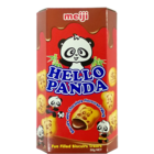 Meiji Hello Panda Biscuits With Chocolate Flavour Filling 50 g