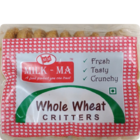 Milkma Whole Wheat Critters 150 g