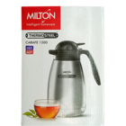 Milton Thermosteel Carafe Stainless Steel 1.5 Ltr
