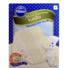 Pillsbury Moist Supreme Vanilla Flavoured Cake Mix 225 g