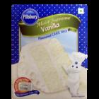 Pillsbury Moist Supreme Vanilla Flavoured Cake Mix 225 g