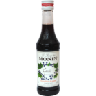 Monin Black Current Flavored Syrup 250 ml