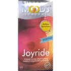 Moods Silver Joyride Assorted Condoms 12 pc