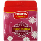More Choice Air Freshner Rose Exotica 75 g