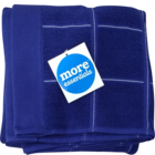 More Essential 100% Cotton Bath Towel 500 Navy 70 x 140 cm 1 pc