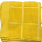 More Essential 100% Cotton Bath Towel 500 Yellow 70 x 140 cm 1 pc