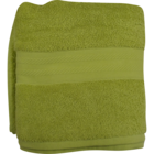 More Essential 100% Cotton Bath Towel Combo 450 Apple Green 70 x 140 cm 1 pc
