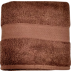 More Essential 100% Cotton Bath Towel Combo 450 Brown 70 x 140 cm 1 pc